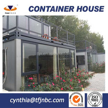 pre fab mobile container living houses