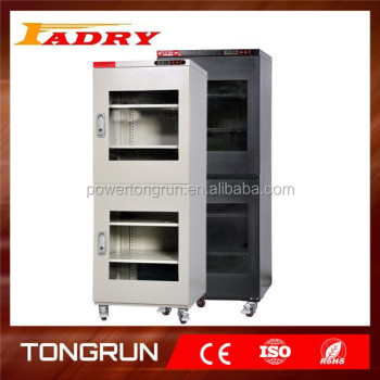 auto dry cabinet with low humidity and good price for storage