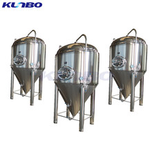 KUNBO 1000L Conical Fermenter Beer Brewery Ferment Equipment