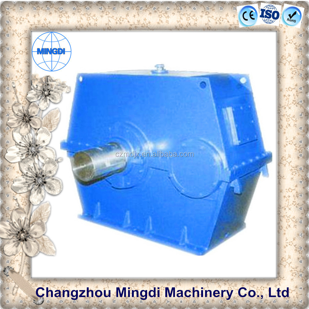 JDX/MBY Series Indudtrial Gear box Reducer Transmission Gearbox Parts With sew eurodrive Motor for Large Scale sewing machine