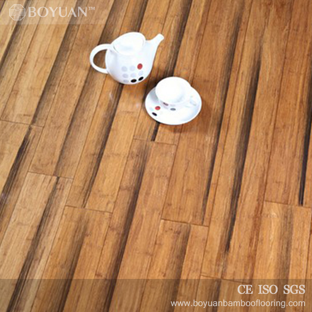2017 high quality good waterproof bamboo floor