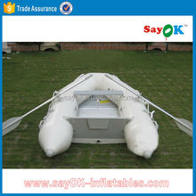 Funny thundercat rigid inflatable boat 4-5 people inflatable paddle boat adult
