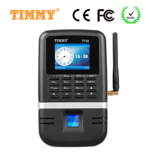 TIMMY GPRS biometric fingerprint time attendance with free software (TM68-GPRS)