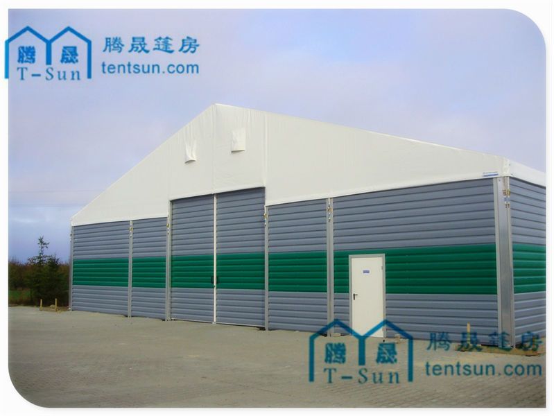 40m Aluminum strocture Movable Emergency Buildings