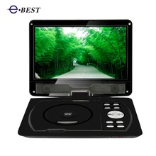 10.1 inch cheap pink Portable DVD Player with DVD/VCD/CD/mp3/wma/jpeg/mpeg4