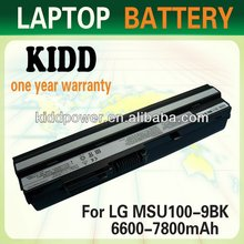 Cheap Oem Replacement Bty-s11 Bty-s12 Laptop Battery For Msi Bty-s12 Battery Msi U100 Wind U115 U120