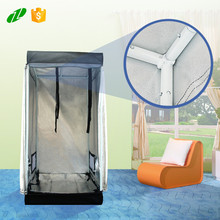 Non-toxic high-reflective silver Mylar fabric greenhouse/hydroponic grow tent kits