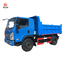 Dongfeng 4x2 Diesel 6 Wheel 2 Ton Mini Dump Truck Capacity For Sale Philippines