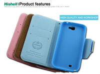 Two Piece Designed Cell Phone Leather Case For Galaxy Note2 N7100