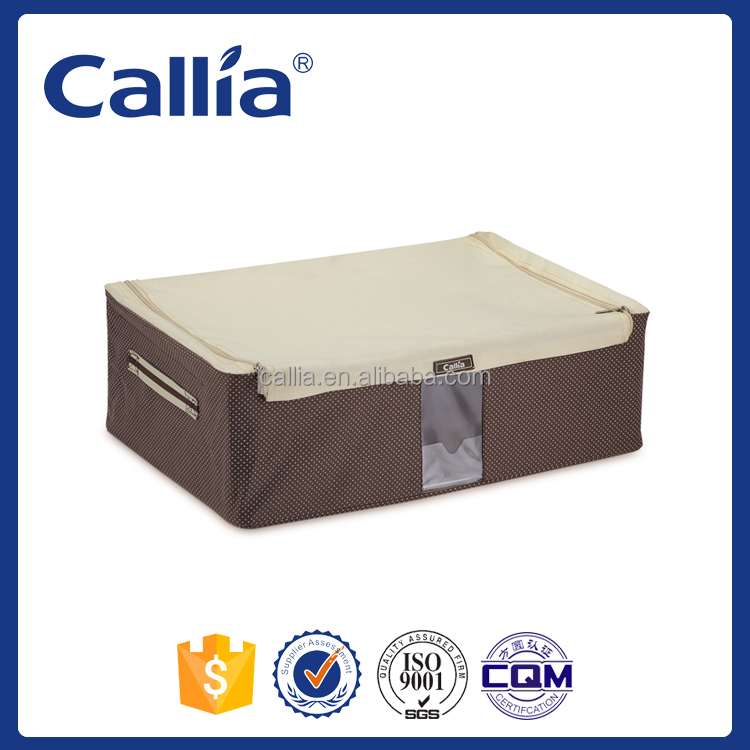 Hot Selling Home Collapsible Fabric storage container storage box