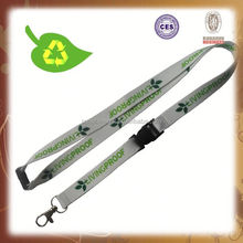 promotional round cord woven neck lanyard 2012 custom promotional lanyard strap