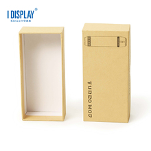 Low Price Kraft Paper 2 Pieces Lid And Base Box, Mobile Phone Case Packaging Uk/