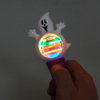 halloween kids play toys Led flashing Pumpkin Fun Wand With Spinning Lights