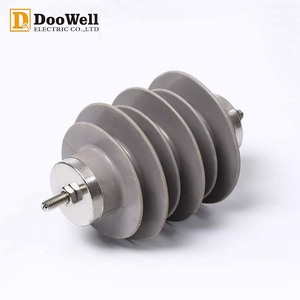 CANTOR Provide Better Price 6kv/9kv/11kv Surge Arrester /Lighting Arrester