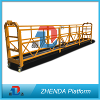 Low Price Factory Sale Electric Power Work Platform Cleaning Gondola