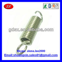 high tension spring for exercise equipments with hook