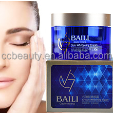 Beauty face whitening cream skin light cream with good price