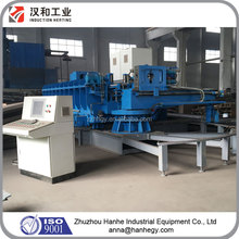 Electric Induction Pipe Bending Machine Hydraulic Clamp Method