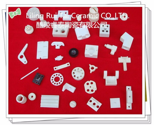 Beryllium Oxide parts/ BeO Ceramic parts/Beryllia Parts with very cheap price