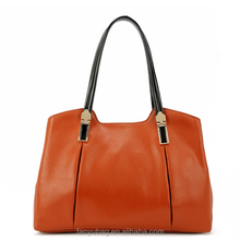 2015 top selling new arrival ladies genuine trend leather handbag brands