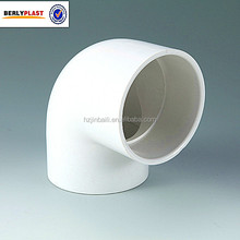 Flexible Rubber Pipe Fittings Elbow PVC PIPe Fittings