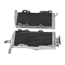 top selling aftermarket all aluminium motorcycle radiator for HONDA CR250 90 91