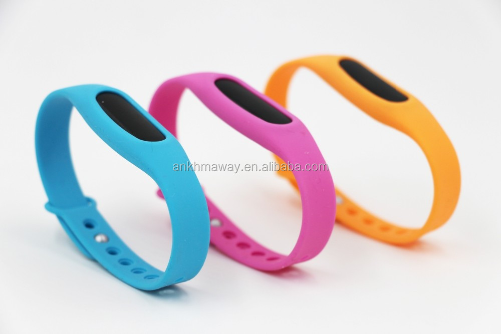Rechargeable Wristband iBeacon Bluetooth 4.0 Wearable Beacon
