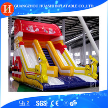 New design inflatable slide , inflatable Christmas slide for sale