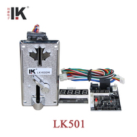 LK501 Coin operated time control board used in coin operated binocular/coin-operated telescopes