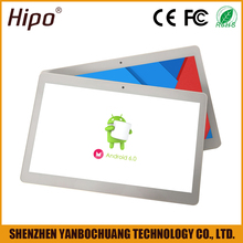 Hipo 10.6 inch Android 6.0 Quad core A53 1366*768 IPS GPS Dual Sim 3G SIM Card Slot Phablet Quad Core Tablet PC With Flashlight