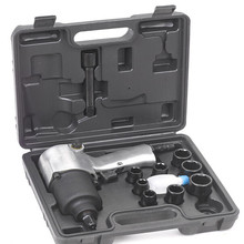 8000RPM discount price air wrench kit for car tire repair