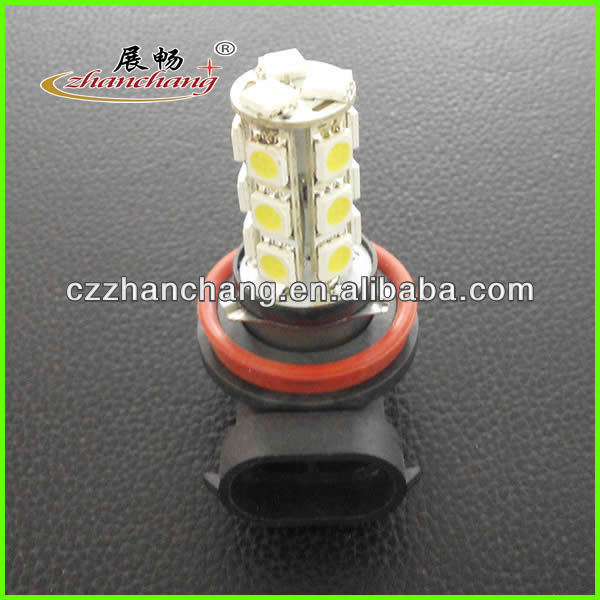Auto led light H11 5050 SMD AUTO LED lamp HIGH POWER