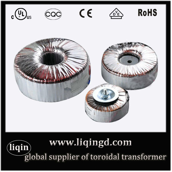 Epoxy resin cast dry-type transformers