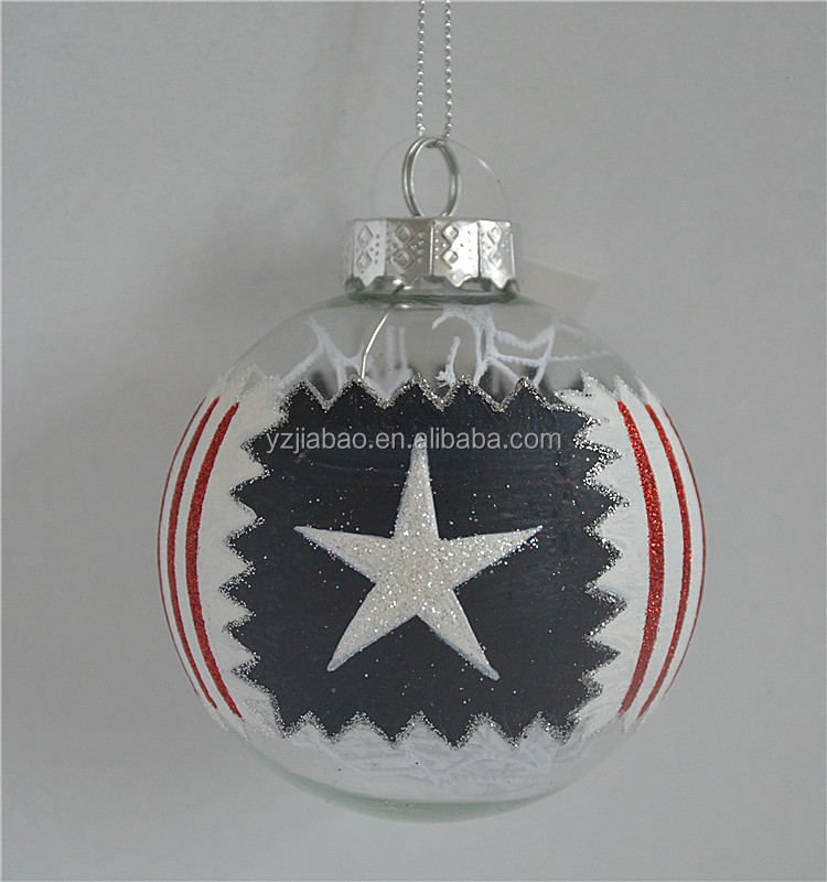 Different kinds of online china goods personalized christmas ball ornaments as holiday decor or gift