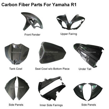 Carbon fiber motorcycle parts body fairing kit for yamaha for Buy yamaha motorcycle parts