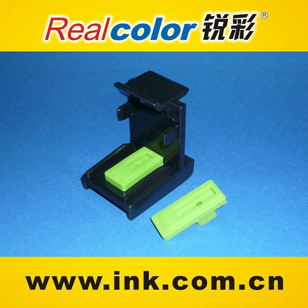 Ciss refill kit tool for hp black and color original cartridge