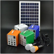 convenient off grid lighting kit 50w solar system rural area for lights in sun power
