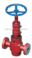 China Hydraulic Gate Valve with API Certificate For Oil & Gas
