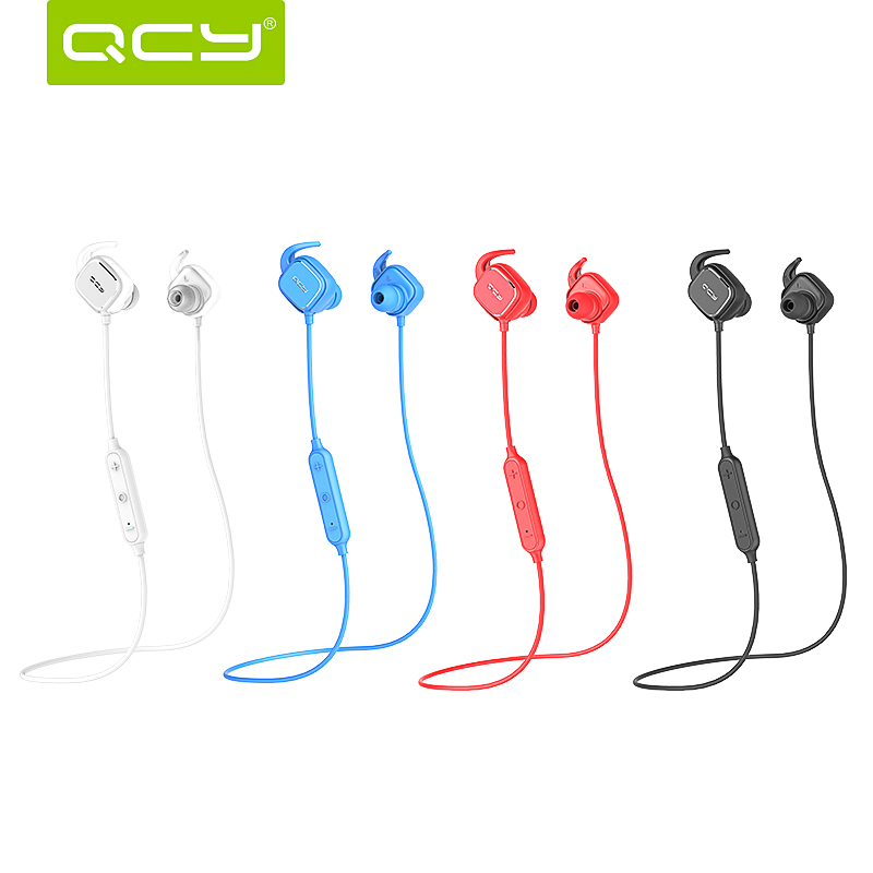 QY12 sport stereo bluetooth headset with CVC6.0 smart noise reduction