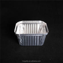 disposable food packaging aluminium foil containers/tray/box