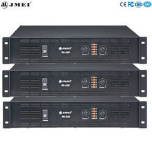 Public address system sound equalizer