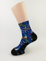 In-Stock Items Supply Type mens 100% cotton sport socks