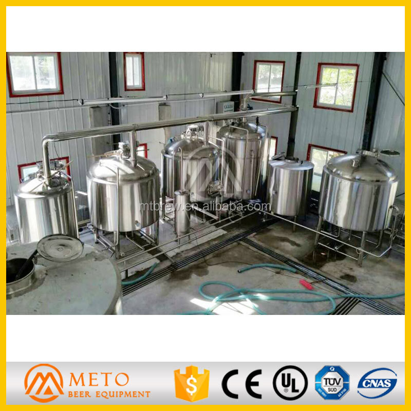 European stand brewery factory 30bbl brewery and beer brewing system