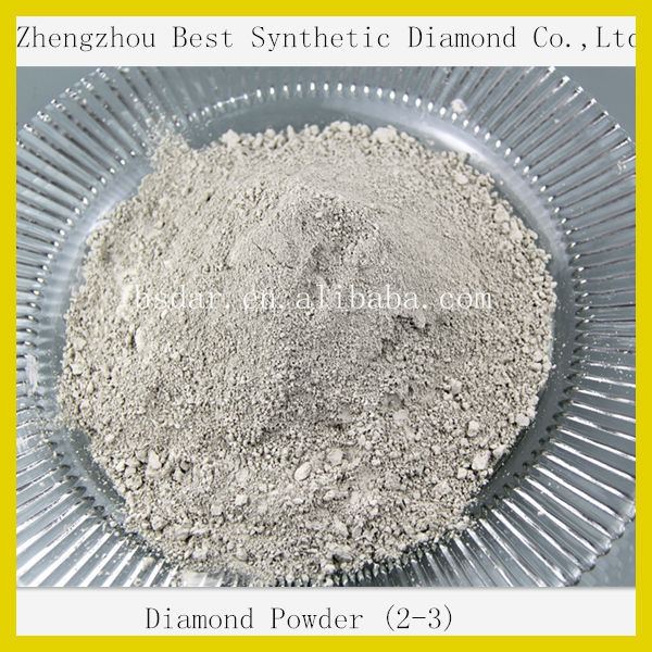 INDUSTRIAL SYNTHETIC DIAMOND POWDER FOR COSMETIC