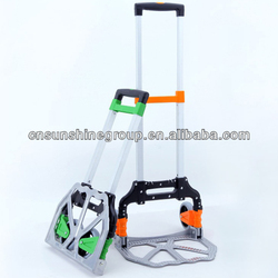 Multifunction foldable trolley,folding shopping cart