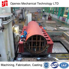 Large Marine Engineering Vessel Fabrication And Precision Machining