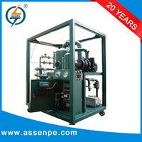 super vacuum dispose of oil,waste oil recycling equipments/edible oil refinery