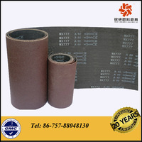 WX777 Abrasive Emery Cloth for Iron
