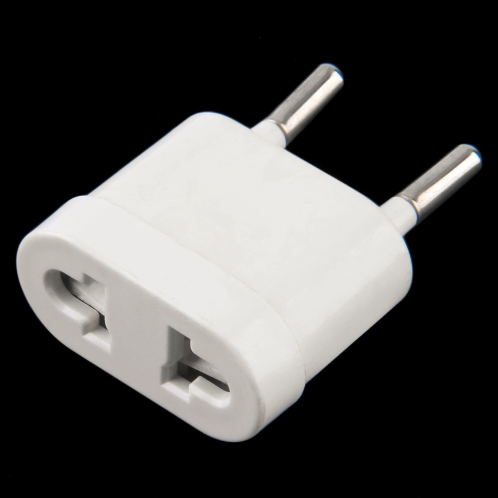 hot new Travel Charger Wall AC Power Plug Adapter Converter Europe EU to US USA