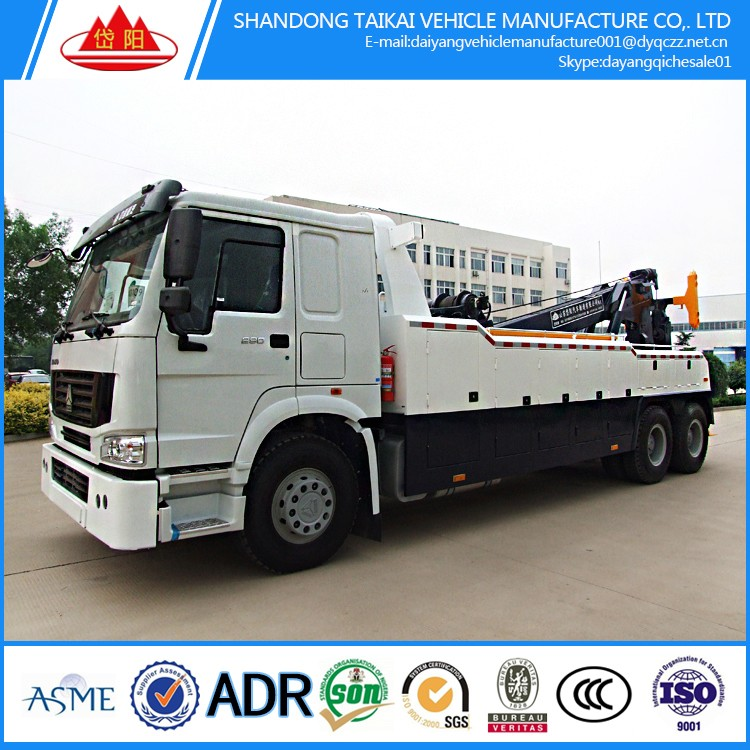 Biggest manufacturer wrecker towing Recovery <strong>Trucks</strong> China Tow <strong>Truck</strong>